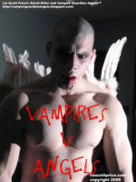 vampires versus angels