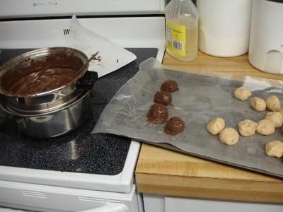 baking pb balls